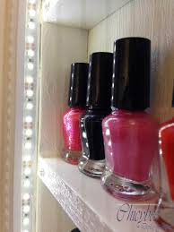 p u003eled illuminated nail polish wall display rack u2026 u003c p u003e u003cp u003esize