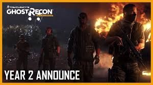 ubisoft announces year 3 ubisoft unveils year 2 plans for tom clancy s ghost recon wildlands