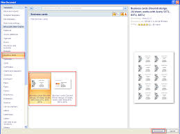 how to print avery 8371 business cards in publisher best