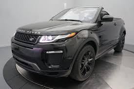 land rover evoque black and white used 2017 land rover range rover evoque for sale shreveport la