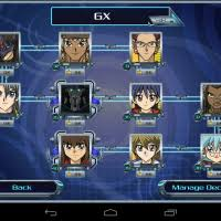 yugioh android yu gi oh lets you duel with other players worldwide android