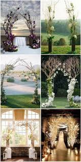 wedding arches toronto how to make a wedding branch arch my real wedding