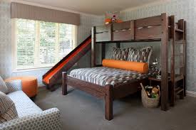 Slide Bunk Bed Bunk Bed Slide Houzz
