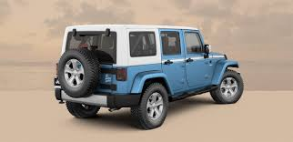 jeep couple jeep wrangler gets a couple more special editions before it u0027s replaced