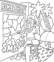 open surfing coloring book oc weekly