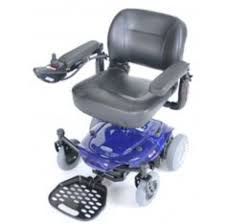 capricorn electric wheelchair blue bought from better life at