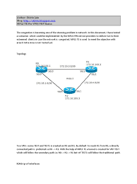 mpls te per vrf multiprotocol label switching ip address