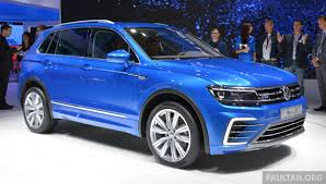 volkswagen suv 2015 interior gallery volkswagen tiguan gte and r line at iaa image 380899