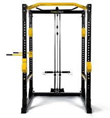 brand new powertech fitness commercial olympic power rack squat