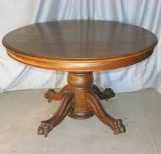 Antique Round Oak Pedestal Dining Table Bargain John U0027s Antiques Blog Archive Antique Round Oak Dining