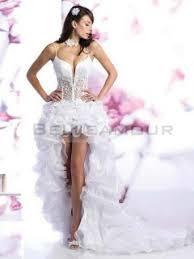 robe mariã e courte achat robe de mariée pas cher belleamour fr
