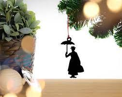 poppins ornament etsy