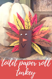 thanksgiving day crafts toilet paper roll toilet paper and