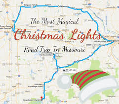 christmas lights in missouri the ultimate missouri road trip for christmas light displays