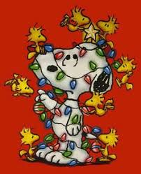 snoopy tree brown and snoopy together christmas is a cozier