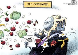Nate Beeler Cartoons Drawn To The News Cbo U0027s Report On Republican Health Plan