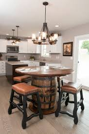best 25 wine barrel bar stools ideas on pinterest barrel