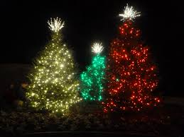 target white christmas tree lights lighting the best solar landscape lighting invisibleinkradio home