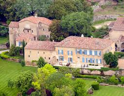french chateau homes brad pitt and angelina jolie are selling chateau miraval