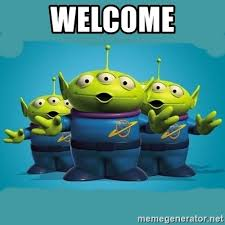 Toy Story Meme Generator - welcome toy story aliens meme generator