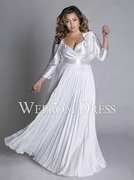 plus size lace white empire square a line styles plus size wedding