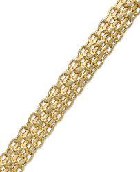 bracelet chain gold images Italian gold bombay bismark chain bracelet in 14k gold bracelets tif