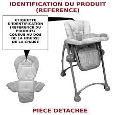 housse chaise haute bebe hypnotisant housse de chaise haute bebe assise eliptyk