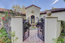 a spanish revival compound in encino calif wsj