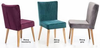 Esszimmerbank Braun Standard Furniture Jennifer Polsterbank Sofabank Samt Sitzbank