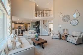 26 airy living rooms with kitchen openings tons of