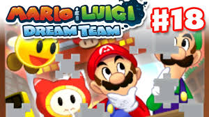 mario u0026 luigi dream team gameplay walkthrough 18 photo