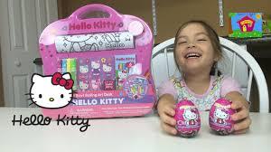 super fun u0026 cute hello kitty coloring kit for kids u0026 kinder