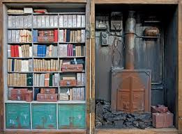 the little libraries of marc giai miniet artist miniatures and