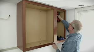 best screws for attaching cabinets together installing upper cabinets fine homebuilding