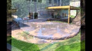 stamped concrete patio cost youtube