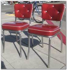 Retro Kitchen Sets by Retro Kitchen Chairs Red Kitchen Set Home Decorating Ideas