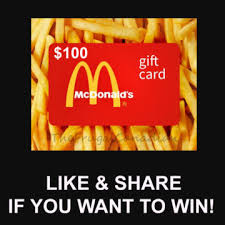 mcdonalds gift card discount 26 free mcdonald s gift cards frugal canadians