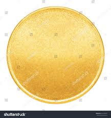 royalty free blank template for gold coin or medal u2026 241407070