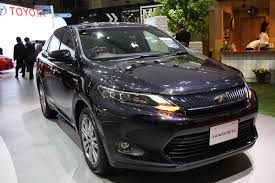 lexus rx vs toyota harrier sale of toyota harrier inexpensive cars in your city