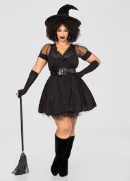 plus size halloween costume pin up plus size witch costume plus size halloween costumes ashley
