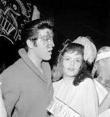 elvis at designer sy devore u0027s october 31 1957 halloween party