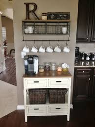 adorable u0026 stylish at home coffee stations coffee kitchens and