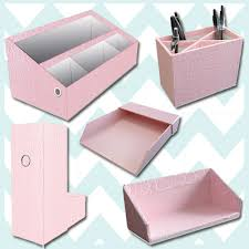 Pink Desk Organizers And Accessories Pink Desk Accessories Office Supplies We Pinterest Pink