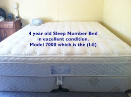 Select Comfort Mattress Sale 7000 I 8 Cali King Size Select Comfort Sleep Number Bed Best