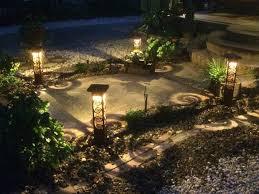 Landscape Lighting Designer Custom Metal Sculptural Landscape Lighting Sestak Lighting Design