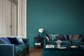 velvet love u0026 petrol colored walls zoffany luxury matt emulsion