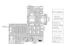 Tara Floor Plan by Freshman Sophomore Tara Schneiderinterior Design