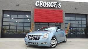 cadillac cts used cars for sale 2013 cadillac cts 3 6l performance in brownstown mi george s