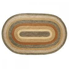 country style braided jute rugs kettle grove