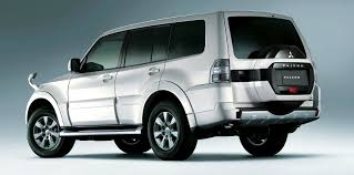 mitsubishi shogun 2017 fifth generation 2017 mitsubishi pajero allegedly confirmed